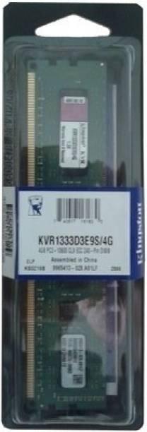 KINGSTON DDR3 4 GB Server DRAM (KVR1333D3E9S/4G)