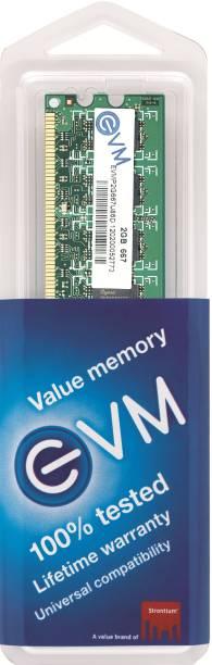 EVM 2GB 667 DDR2 2 GB (Dual Channel) PC SDRAM (EVMP2G667U86D)