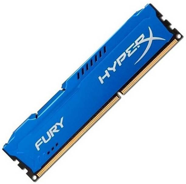KINGSTON HYPER FURY MEMORY DDR3 4 GB (Dual Channel) PC (HX318C10F/4)