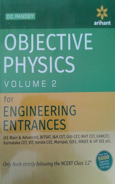Objective Physics Volume 2 For Engineerin Entrances