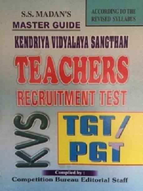 Kendriya Vidyalaya Primary Teachers Recruitment Test