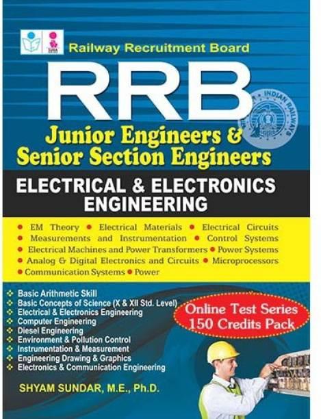 RRB Junior Engineer And Senior Section Engineer (EEE) / Online Test Series Pack