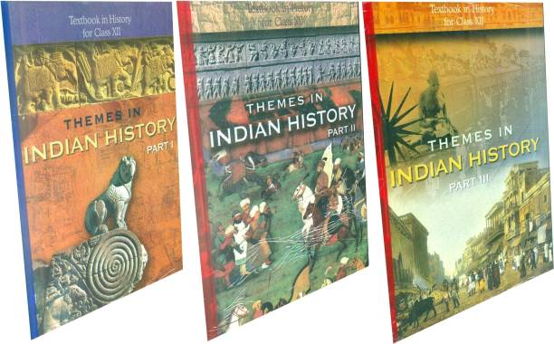 Themes in Indian History for Class - 12 (Set of 3 Parts)