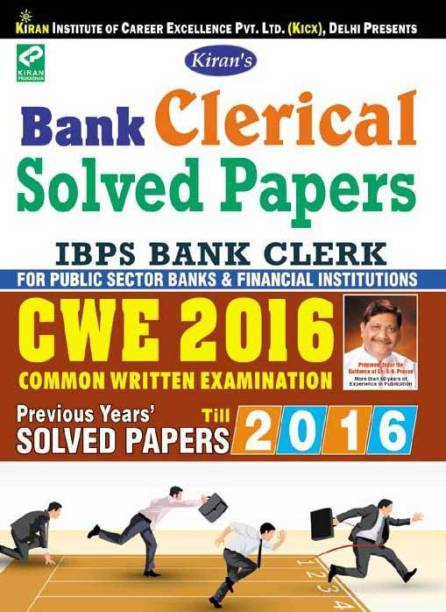 Kira's Bank Clerical Solved Papers Ibps Bank Clerk Cwe 20156 Previous Years Solved Papers Till 2016—english