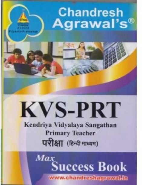 Kvs-Prt (Hindi Medium) Kendriya Vidyalaya Sangathan Primary Teacher Exam