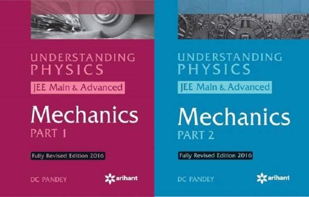 Understanding Physics For JEE Main & Advanced MECHANICS Part 1 & 2 Combo