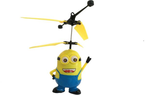 MINIONS Flying Induction Control Aircraft