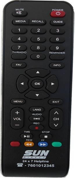 Sun Direct remote latest Sun Direct Remote Controller