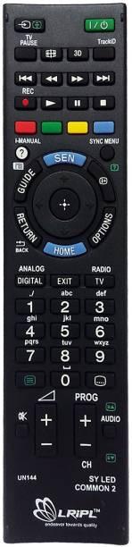 SONY Remote Controller Radhikacomnet Sony LEDLCD TV Remote (UN144) SONY Remote Controller