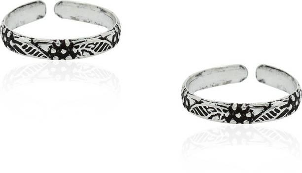 b3fdf7edf31 Frabjous German silver Rings For Women Alloy Zircon Toe Ring