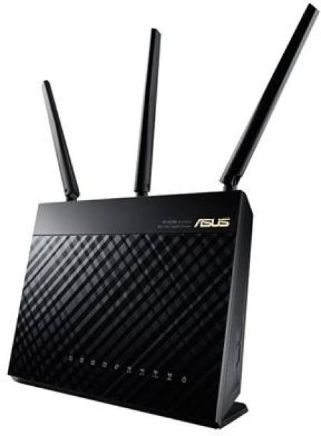 ASUS RT-AC68U Dual-band Wireless-AC1900 Gigabit 600 Mbps Router