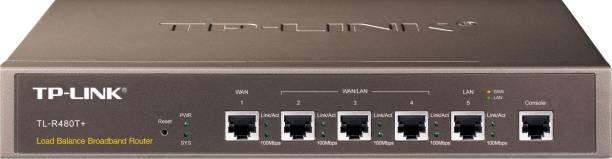 TP-Link Load Balance Broadband/TL-R480T+ Router