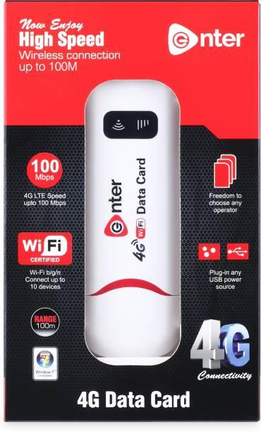 Enter E-D4G+ 100 Mbps 4G Router