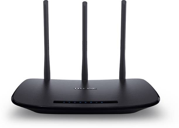 TP-Link TL-WR940N Wireless N 450 Mbps Router