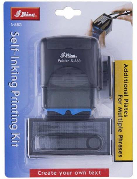Shiny S 883 Self Inking Stamp