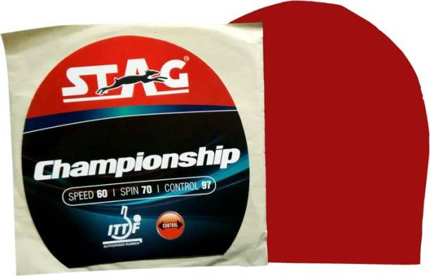 STAG Championship 1.8 mm Table Tennis Rubber