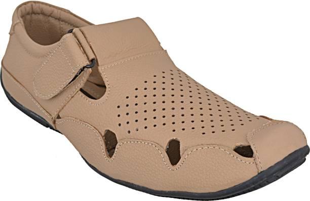 b25a5abdbd5 Marshal Men Beige Sandals