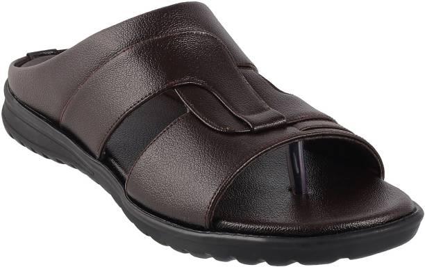 Msl Men 12 Brown Sandals