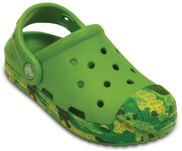 46de770032227a Crocs Boys   Girls Sling Back Clogs