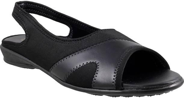 Msl Women 11 Black Flats