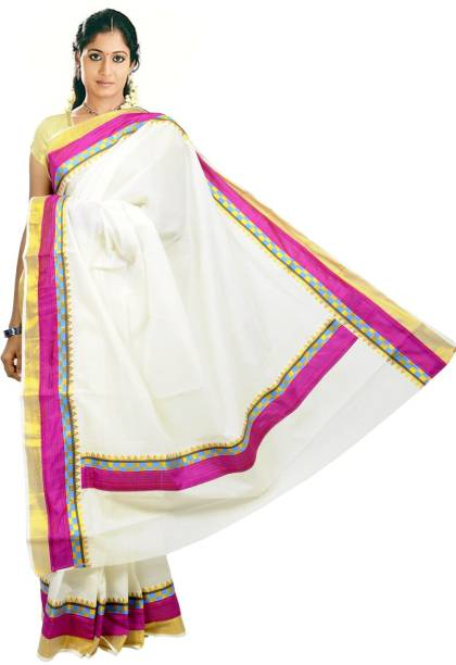 8eed34f8bf Kerala Sarees - Buy Kerala Wedding Sarees online at Best Prices in ...