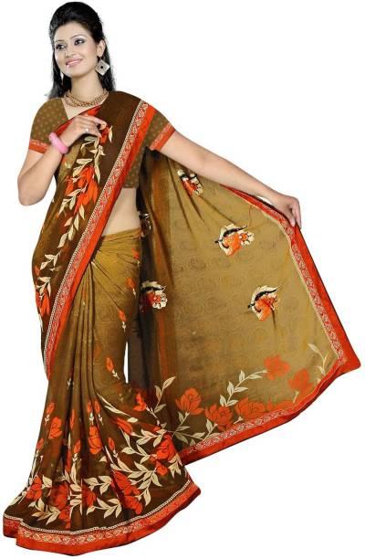 0b1f95f2a2 Sarees Below 200 - Buy Sarees Below 200 online at Best Prices in ...