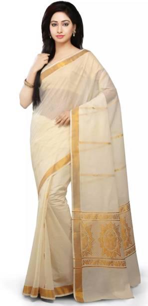 b120abb9261143 Kerala Sarees - Buy Kerala Wedding Sarees online at Best Prices in ...