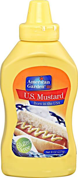 American Garden U.S Mustard Sauce