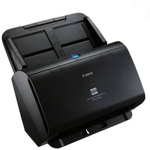 Scanner buy scanners online at best prices in india flipkart canon dr scanner drc 240 scanner reheart Choice Image