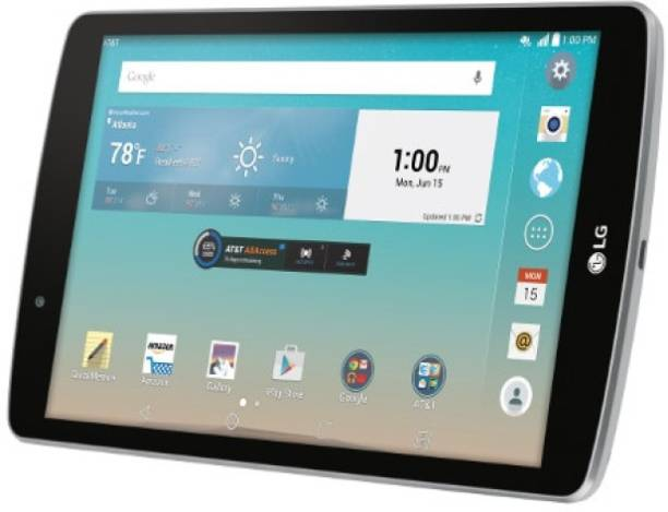 Saco Screen Guard for Tablet LG G Pad F 8.0 (1.2-GHz quad-core Qualcomm Snapdragon 400)