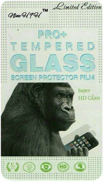 Nine h Tempered Glass Guard for Micromax Canvas Spark 2 Q334