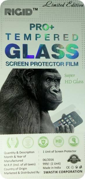 Rigid Tempered Glass Guard for MICROMAX CANVAS SPARK 2 Q334