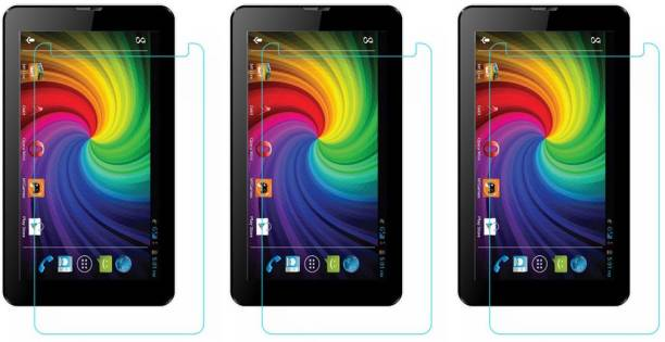 ACM Tempered Glass Guard for Micromax Funbook Duo P310, (Pack of 3)