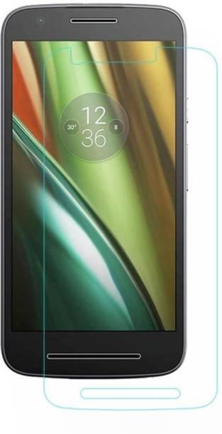 JAPNESE PRO Tempered Glass Guard for Motorola Moto E3 Power