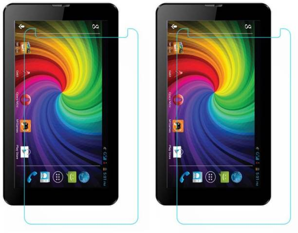 ACM Tempered Glass Guard for Micromax Funbook Duo P310, (Pack of 2)