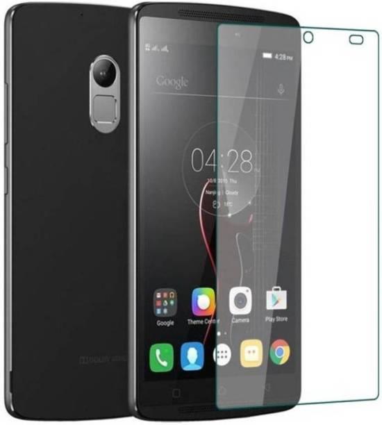 EASYBIZZ Tempered Glass Guard for Lenovo K4 Note