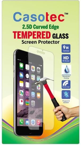 Casotec Tempered Glass Guard for Lava Iris 402e