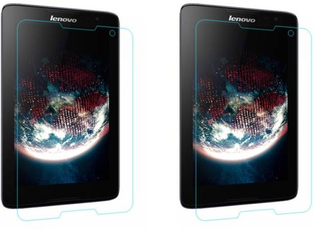 ACM Tempered Glass Guard for (Pack of 2), Lenovo Tab A8-50 A5500