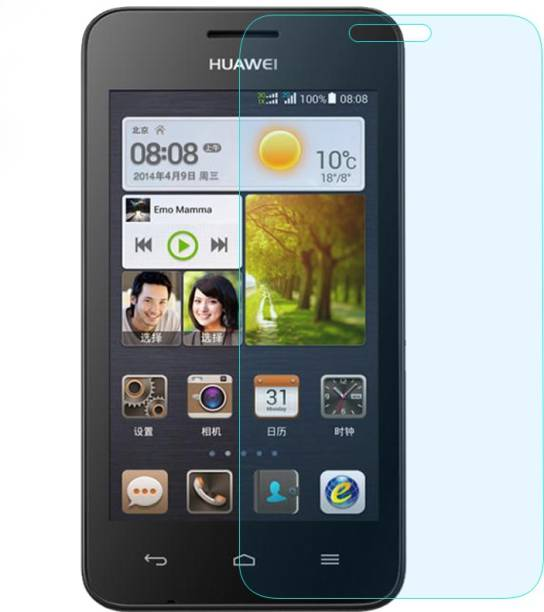 Helix Tempered Glass Guard for Huawei Ascend Y330