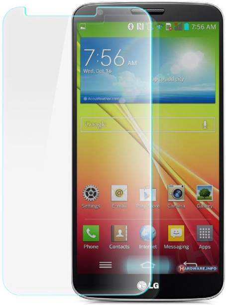 Heartly Tempered Glass Guard for LG Optimus G2 D802