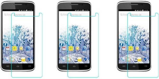 ACM Tempered Glass Guard for Spice Pinnacle Stylus Mi-550