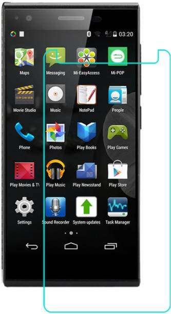ACM Tempered Glass Guard for Zte Blade Vec 4g
