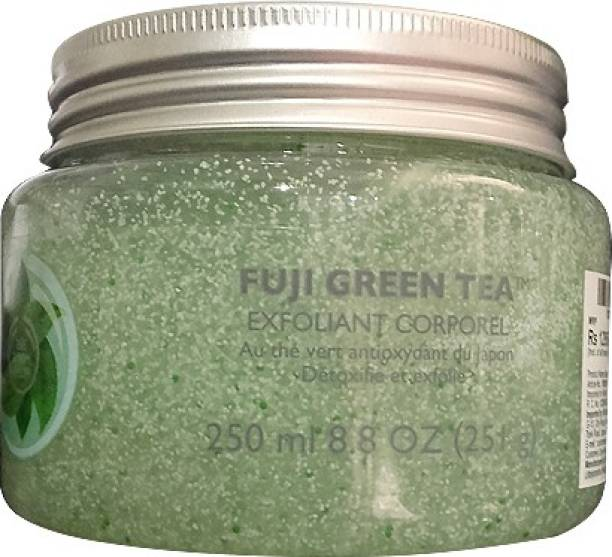 THE BODY SHOP Fuji Green Tea Scrub