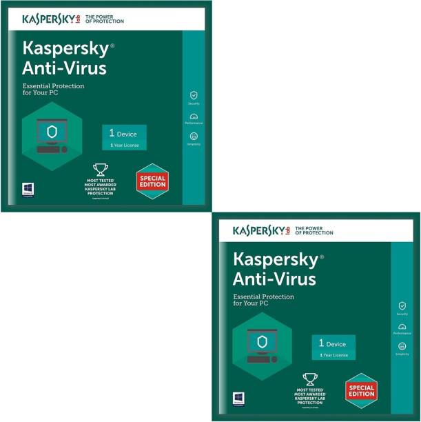 Kaspersky Anti-virus 2.0 User 1 Year