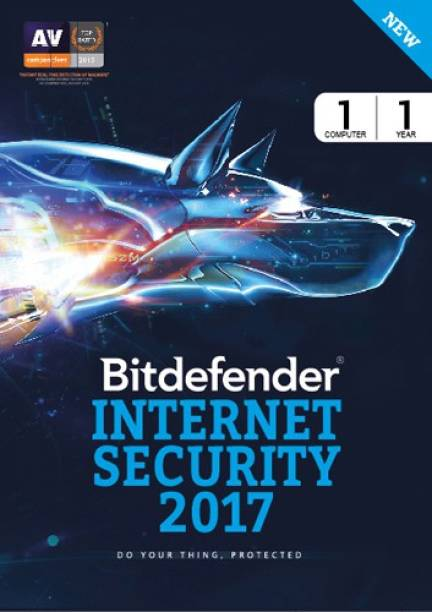 bitdefender Internet Security 1.0 User 1 Year