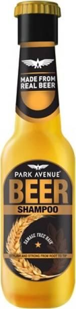 PARK AVENUE Damage Free Hair Beer Shampoo