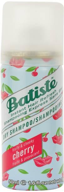 Batiste Dry Shampoo Instant Hair Refresh Fruity & Cheeky Cherry