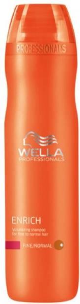 Wella Professionals Enrich Volumising Shampoo