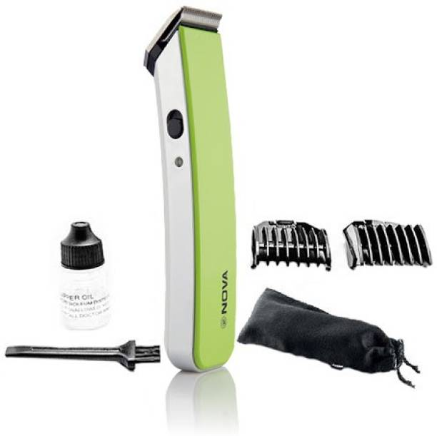 NOVA Cordless Nht 1045 G  Runtime: 45 min Trimmer for Men