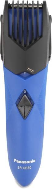 Panasonic ER-GB30-A44B  Runtime: 30 min Trimmer for Men